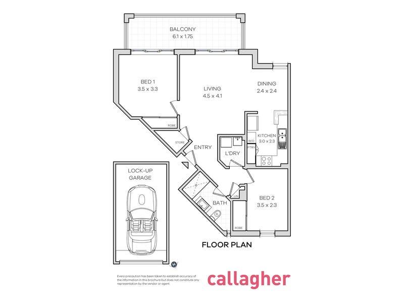 54/1 Hyam Street, Balmain, NSW 2041 - floorplan