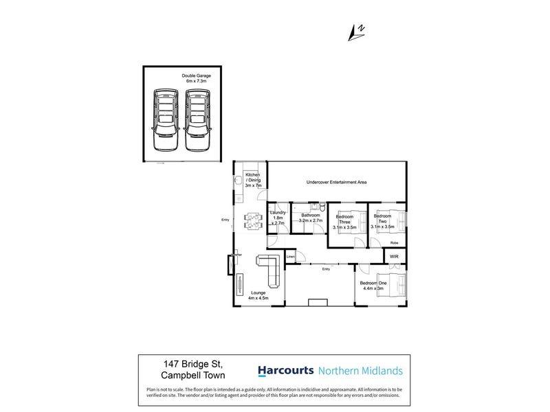 147 Bridge Street, Campbell Town, Tas 7210 - floorplan
