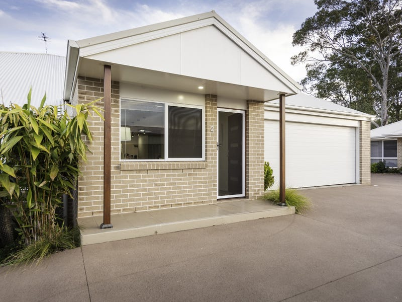 Unit 2/81 Ramsay St, Centenary Heights, Qld 4350