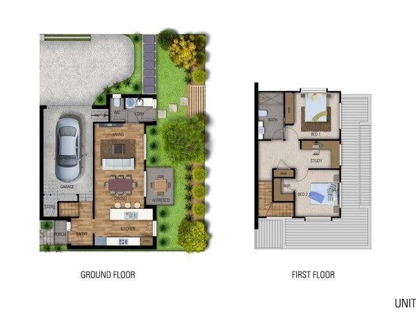 5/80 Jensen Road, Preston, Vic 3072 - floorplan