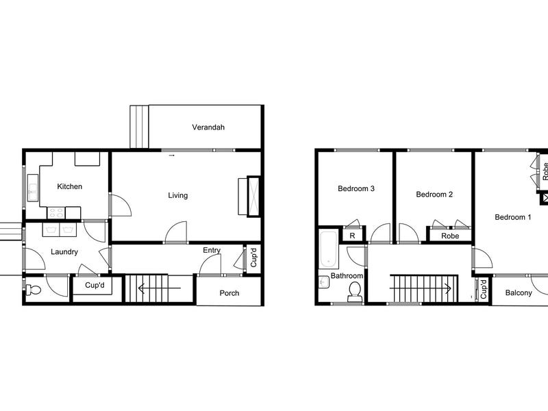 125 Majura  Avenue, Dickson, ACT 2602 - floorplan
