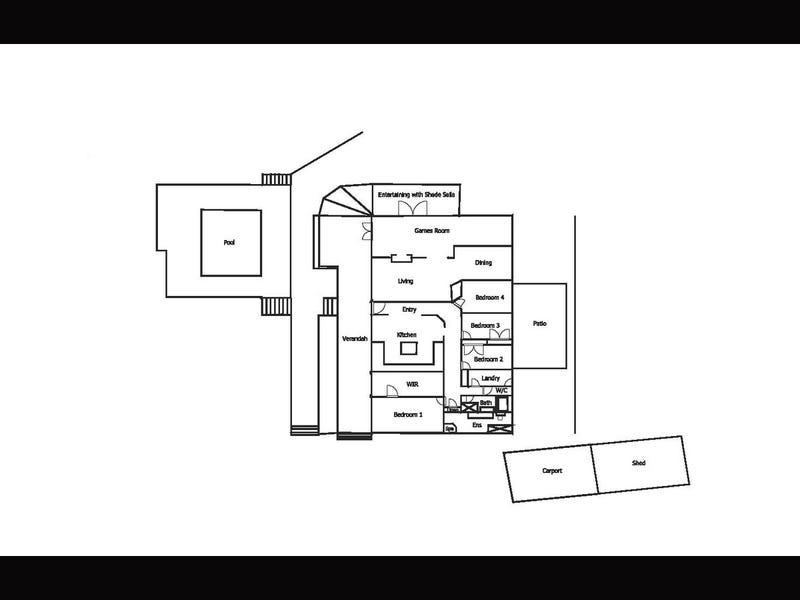 88 Crane Crescent, Nerang, Qld 4211 - floorplan