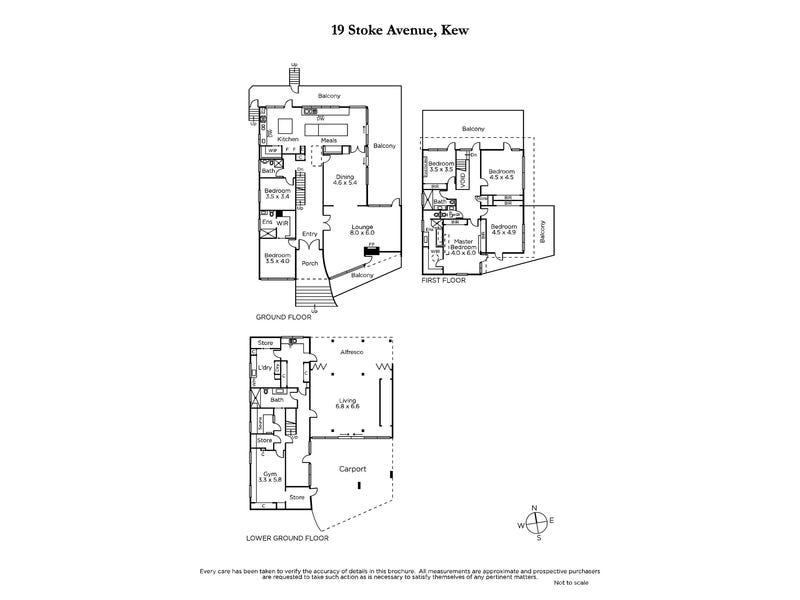 19 Stoke Avenue, Kew, Vic 3101 - floorplan