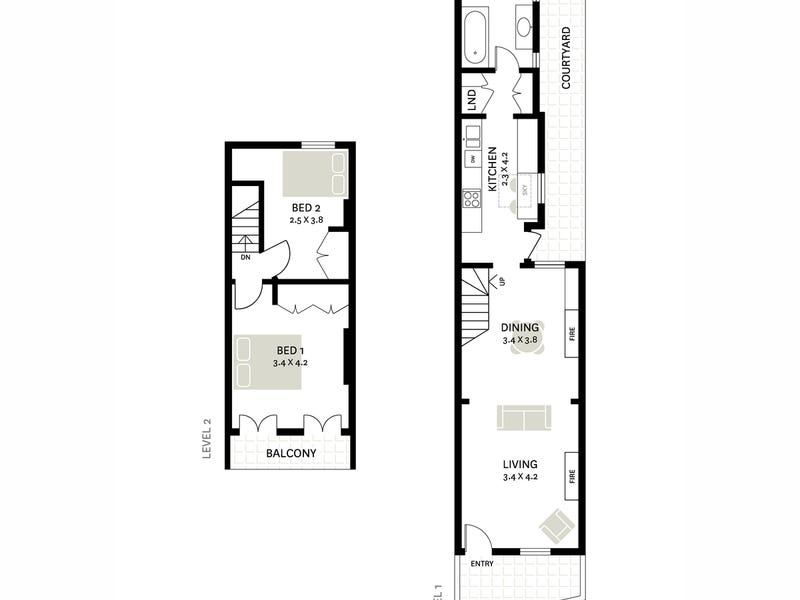 474 Bourke Street, Surry Hills, NSW 2010 - floorplan