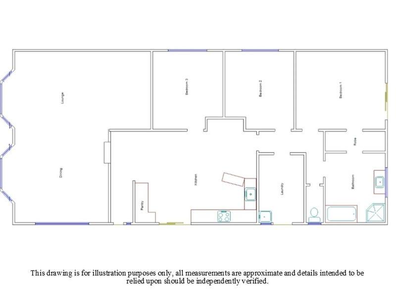 10 Albert Parade, Bordertown, SA 5268 - floorplan
