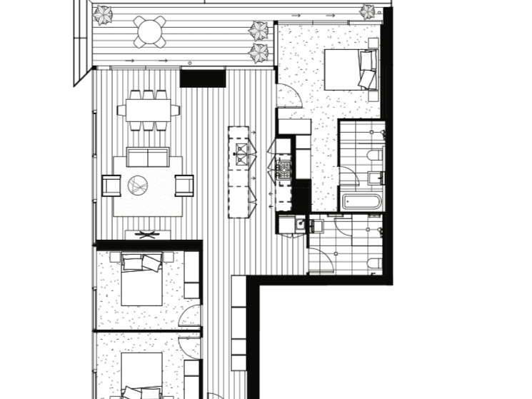 Level 28 115 Bathurst Street, Sydney, NSW 2000 - floorplan