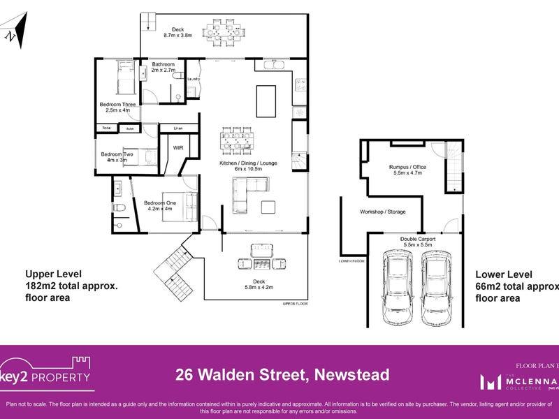 26 Walden Street, Newstead, Tas 7250 - floorplan