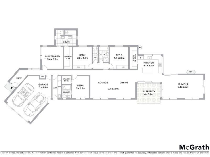 9b Dodds Place, Watson, ACT 2602 - floorplan