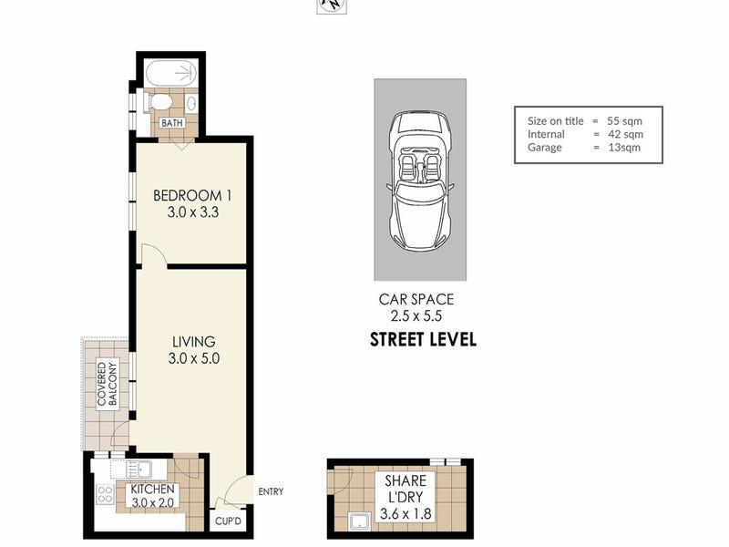 3/137 Belmont Road, Mosman, NSW 2088 - floorplan