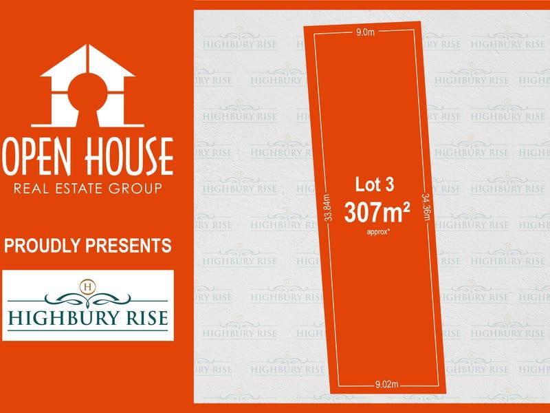 Lot 3, 1113 Lower North East Road, Highbury, SA 5089