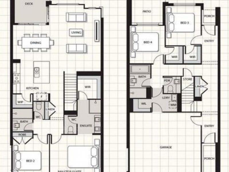 5 Hantlemann Lane, Yarrabilba, Qld 4207 - floorplan