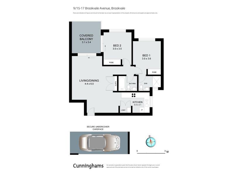 9/15-17 Brookvale Avenue, Brookvale, NSW 2100 - floorplan