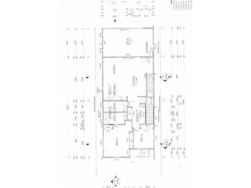 31 Cullen Street, Windsor, Qld 4030 - floorplan