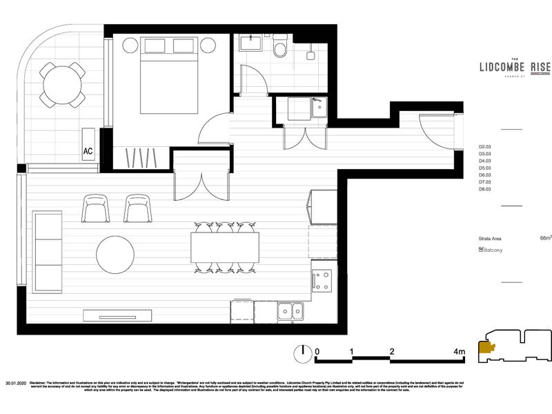 36 Church Street, Lidcombe, NSW 2141 - floorplan