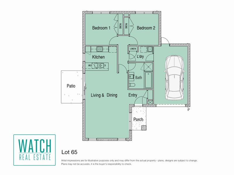 Drouin, address available on request - floorplan