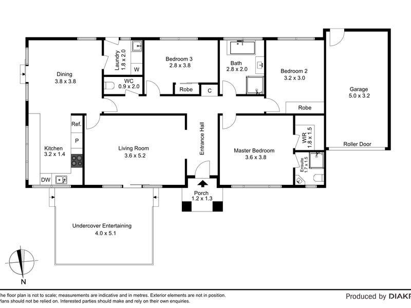 2A Castles Road, Bentleigh, Vic 3204 - floorplan