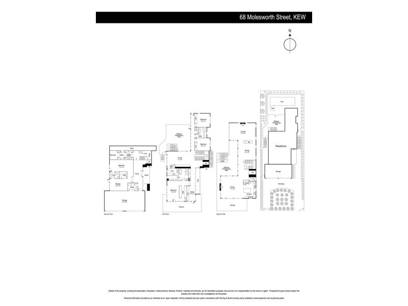 68 Molesworth Street, Kew, Vic 3101 - floorplan