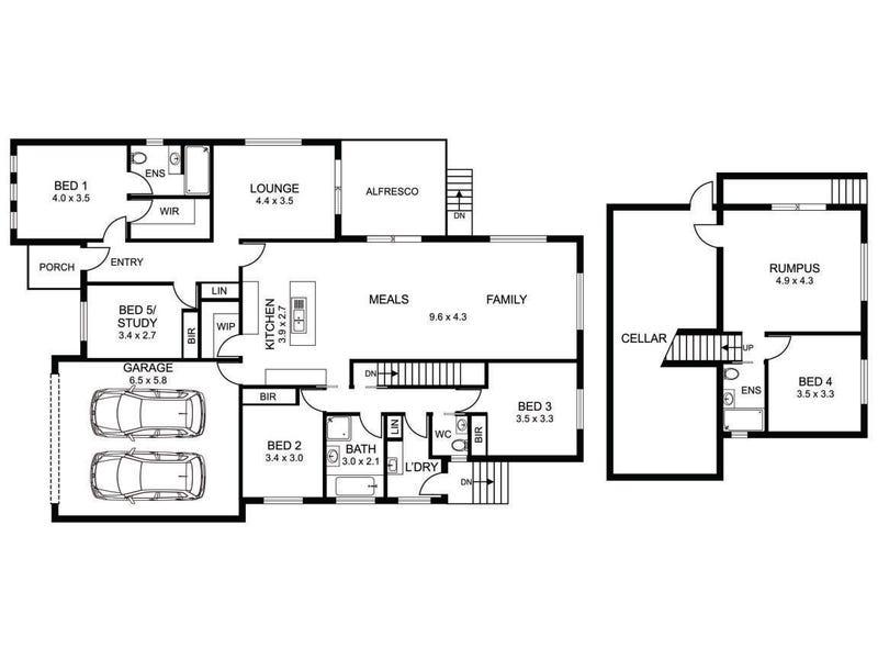 14 Borthwick Avenue, Casey, ACT 2913 - floorplan