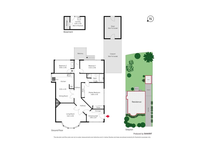 44 Park Crescent, Kew, Vic 3101 - floorplan