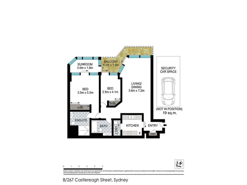 Level 11/267 Castlereagh Street, Sydney, NSW 2000 - floorplan