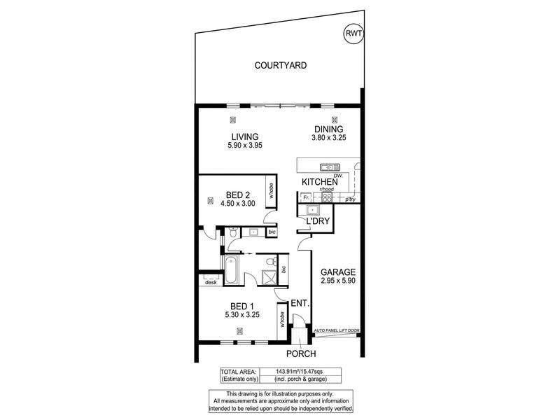 29A Byard Terrace, Mitchell Park, SA 5043 - floorplan