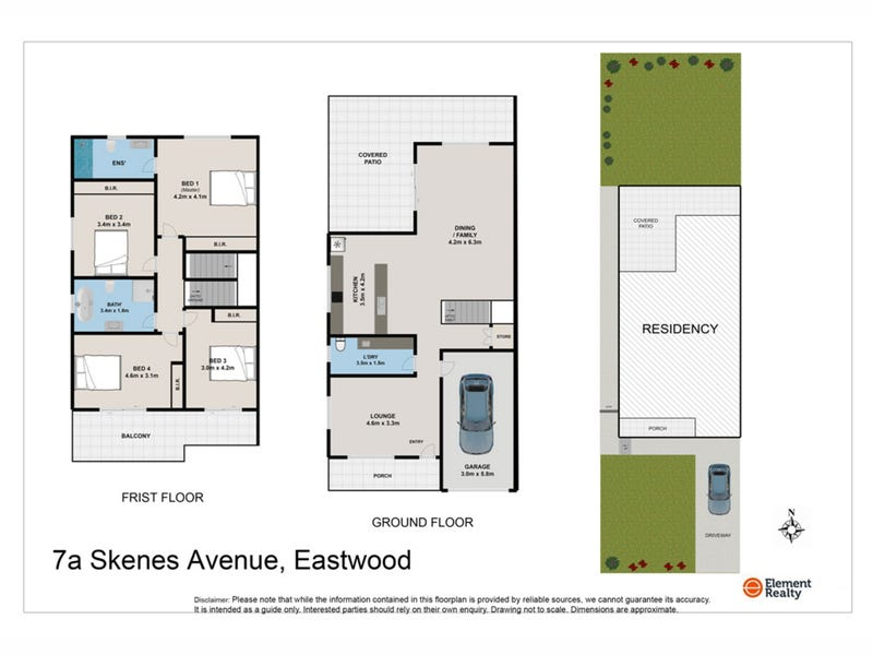 7A Skenes Avenue, Eastwood, NSW 2122 - floorplan