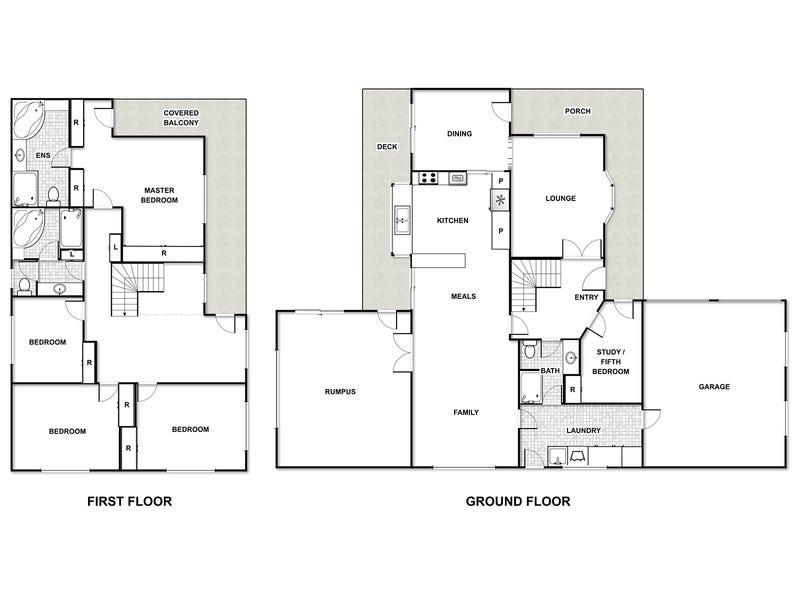 22 Mt Vernon Drive, Kambah, ACT 2902 - floorplan