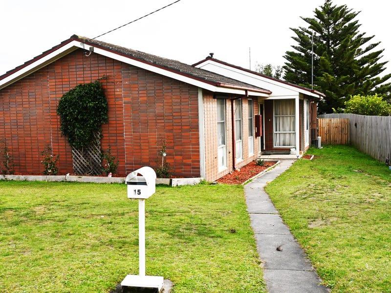 15 Maple Crescent, Churchill, Vic 3842