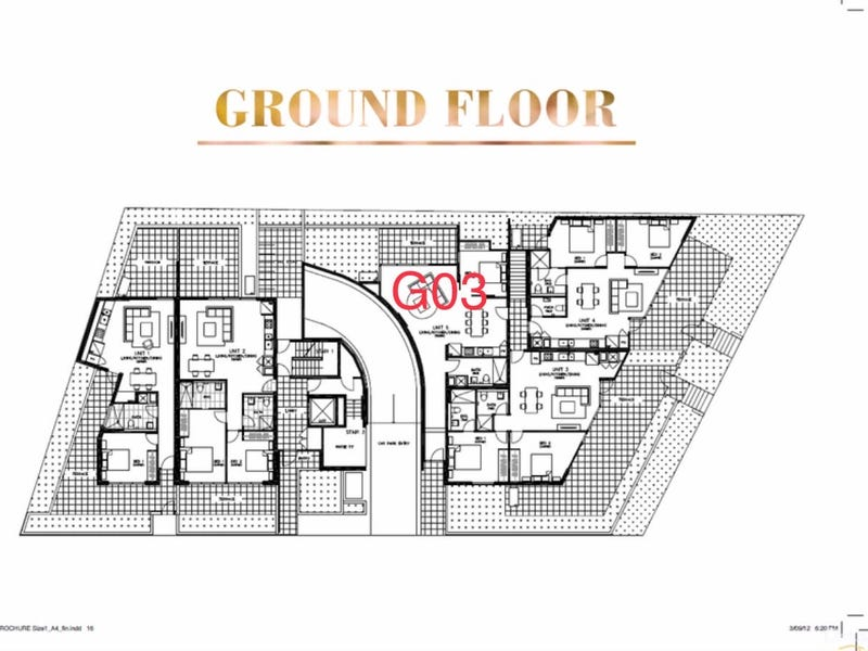 G03/77 High Street, Kew, Vic 3101 - floorplan
