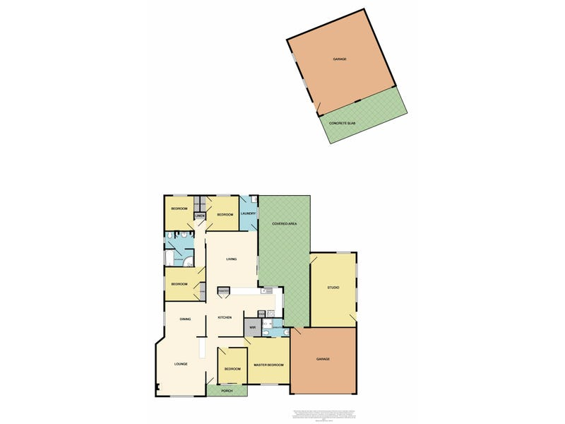 7 Matai Close, Thornton, NSW 2322 - floorplan