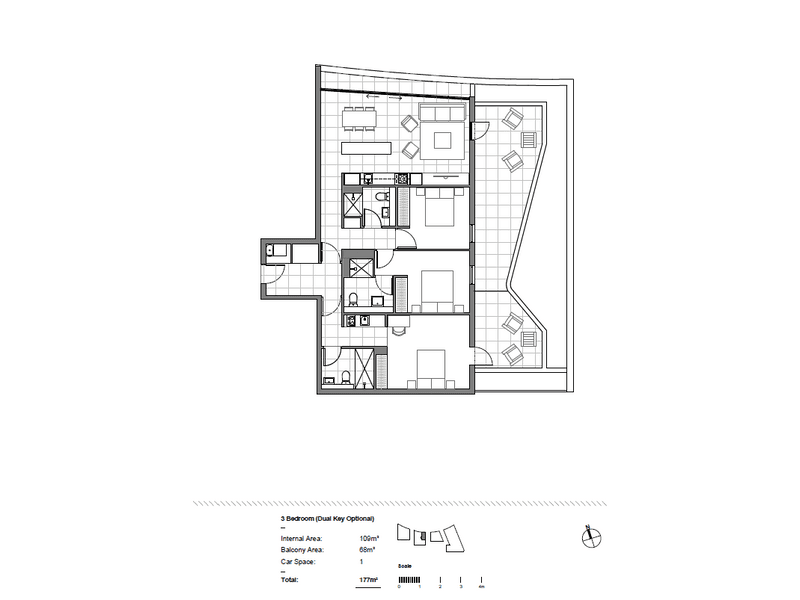 Lvl 5/2F Wentworth Park Road, Glebe, NSW 2037 - floorplan
