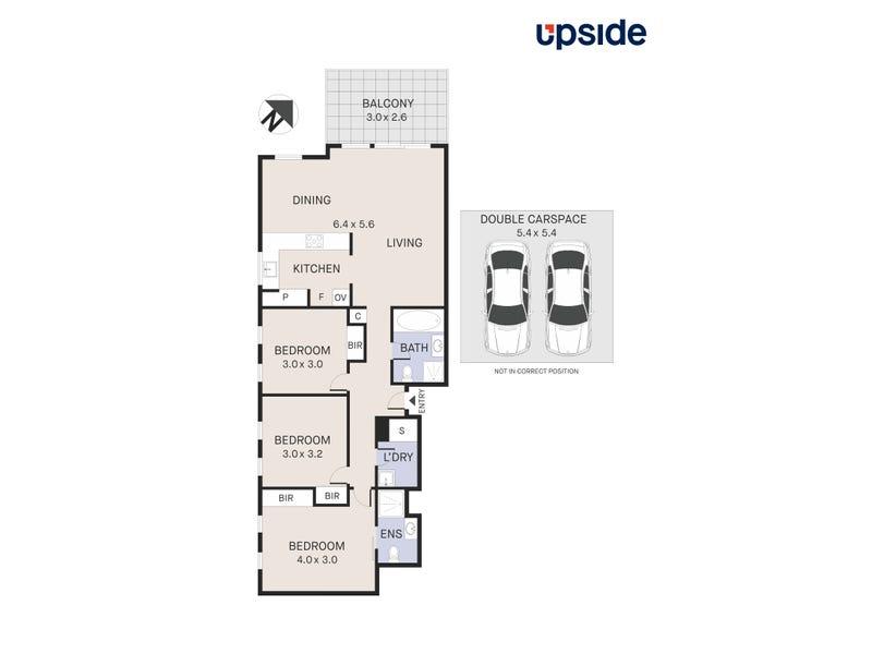 8/236 Victoria Avenue, Chatswood, NSW 2067 - floorplan