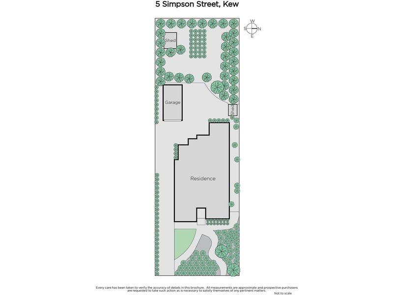 5 Simpson Street, Kew, Vic 3101 - floorplan