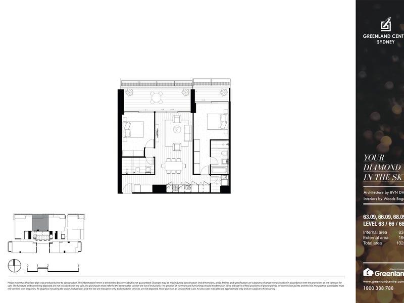 68.09/115 Bathurst Street, Sydney, NSW 2000 - floorplan