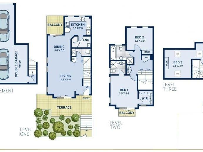 Balmain, address available on request - floorplan