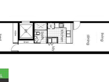 6/41 Hampton Circuit, Yarralumla, ACT 2600 - floorplan