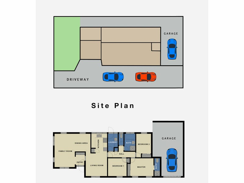 1/122 Fordholm Road, Hampton Park, Vic 3976 - floorplan