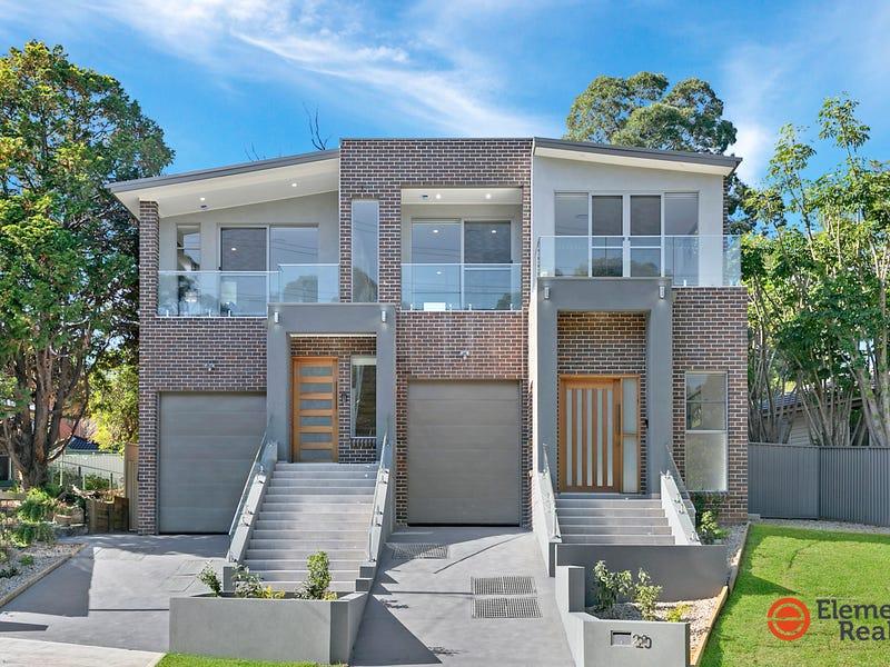 20A Cox Crescent, Dundas Valley, NSW 2117
