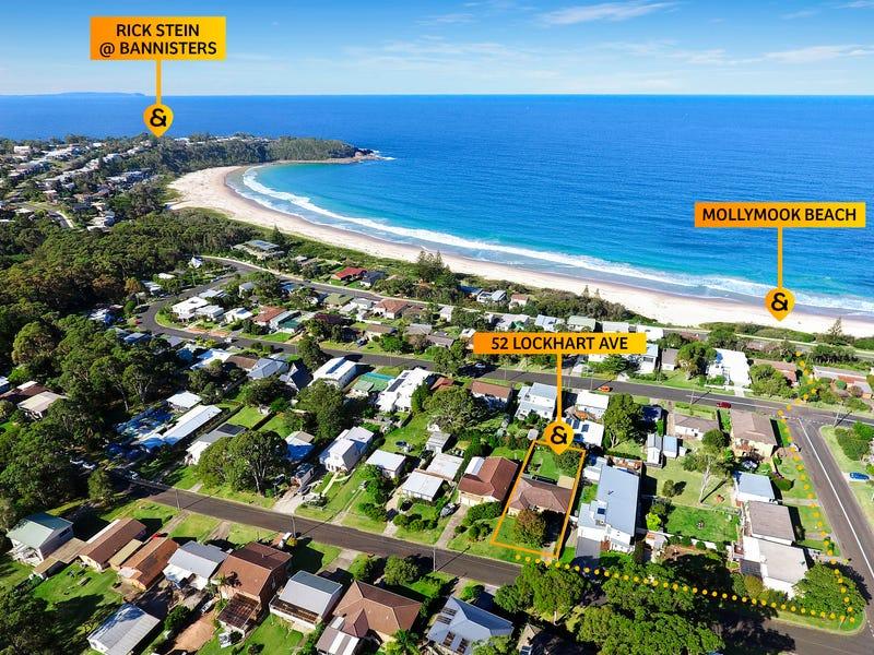 52 Lockhart Avenue, Mollymook Beach, NSW 2539
