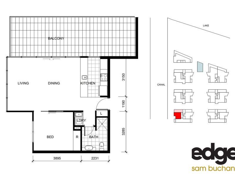 20/11 Trevillian Quay, Kingston, ACT 2604 - floorplan