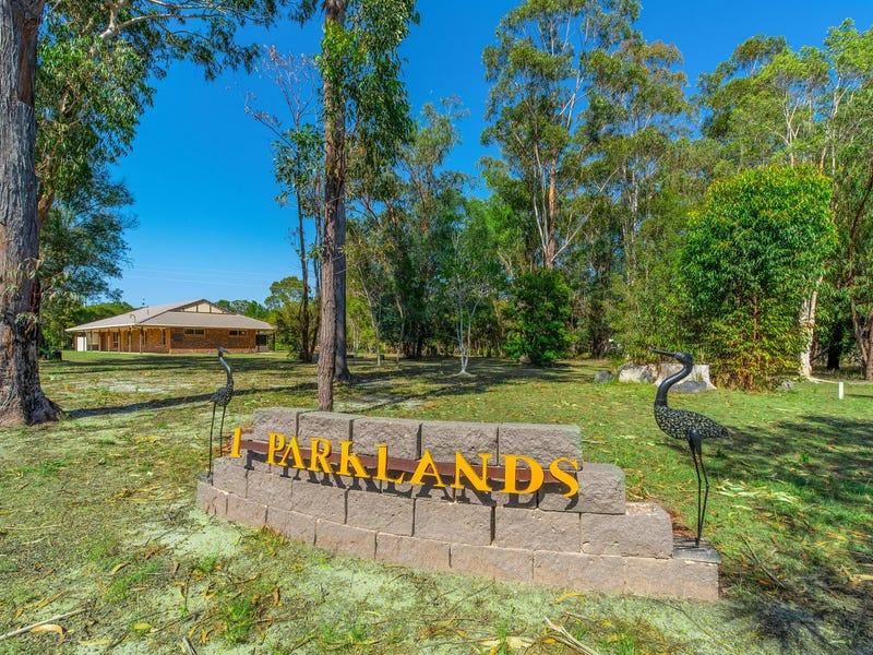 1 Parklands Drive, Gulmarrad, NSW 2463