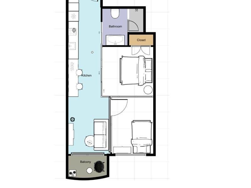 210 233 Collins St Melbourne VIC 3000, Melbourne, Vic 3000 - floorplan