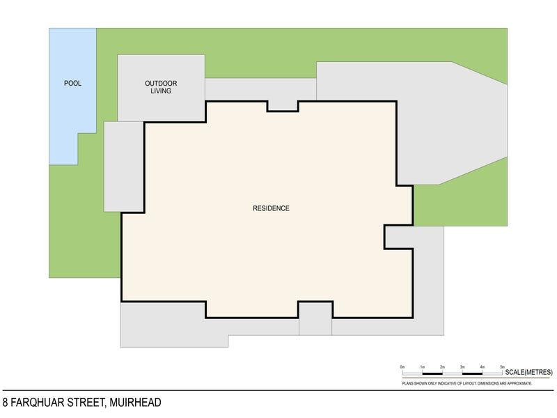 8 Farquhar Street, Muirhead, NT 0810 - floorplan