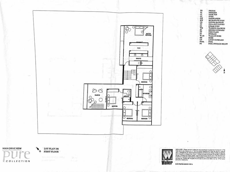 8 Holly Lane, Kew, Vic 3101 - floorplan