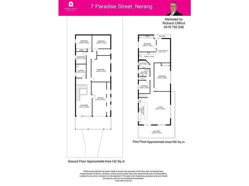 7 Paradise Street, Nerang, Qld 4211 - floorplan