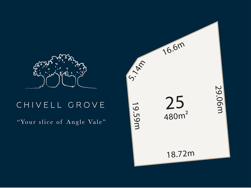 Lot 25, Chivell Road, Angle Vale, SA 5117