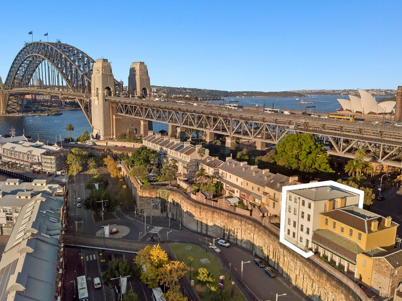 39 - 41  Lower Fort Street, Dawes Point, NSW 2000