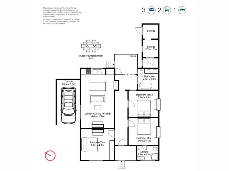7 Innes Street, Launceston, Tas 7250 - floorplan
