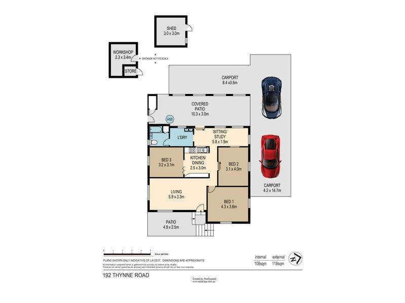 192 Thynne Road, Morningside, Qld 4170 - floorplan