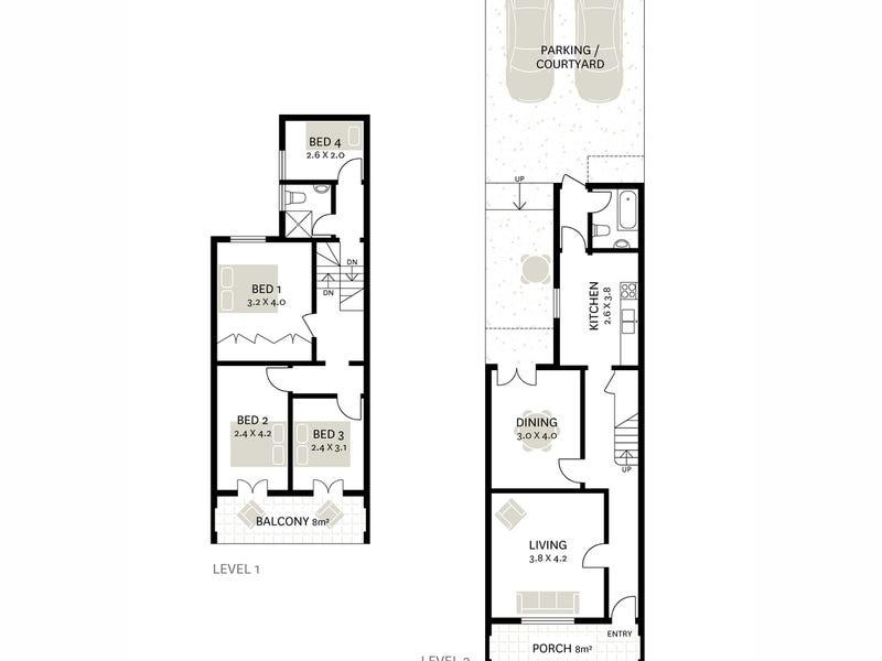 221 Commonwealth Street, Surry Hills, NSW 2010 - floorplan